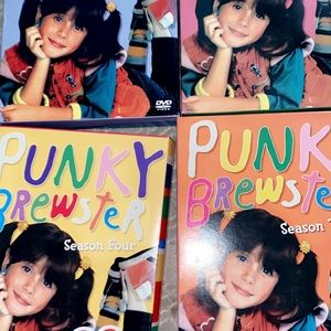 Seasons of punky Brewster